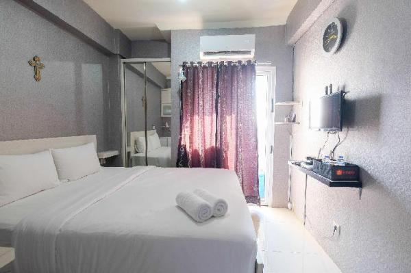 Mini Studio Green Pramuka Apartment By Travelio Jakarta