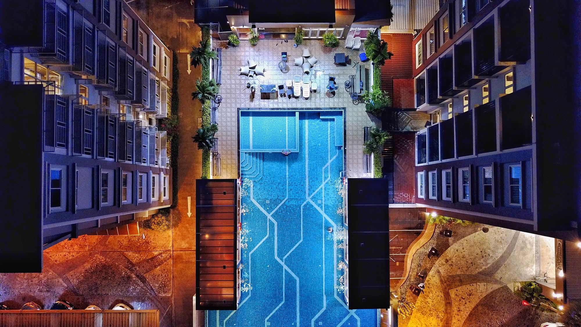 The Contrast i Hotel โรงแรมเดอะ คอนทรัสต์ ไอ