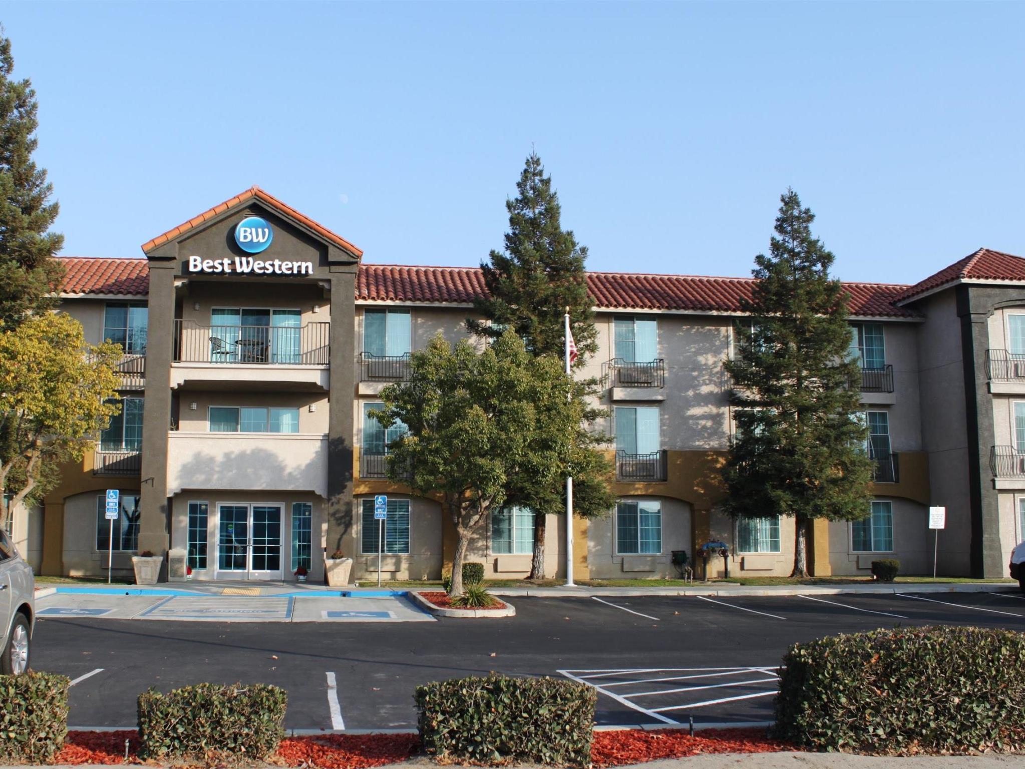 Best Western Visalia Hotel
