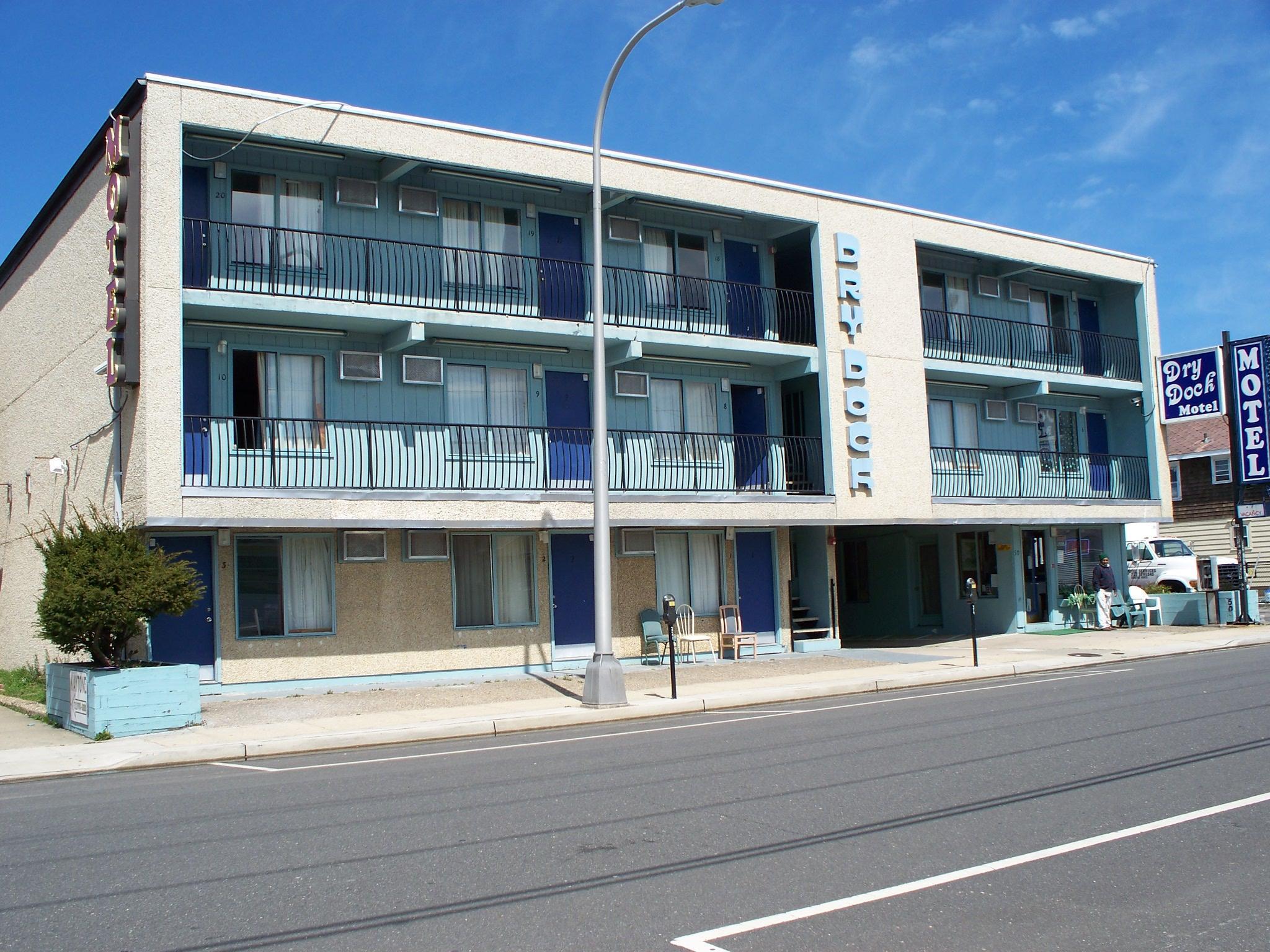 Dry Dock Motel Seaside Heights