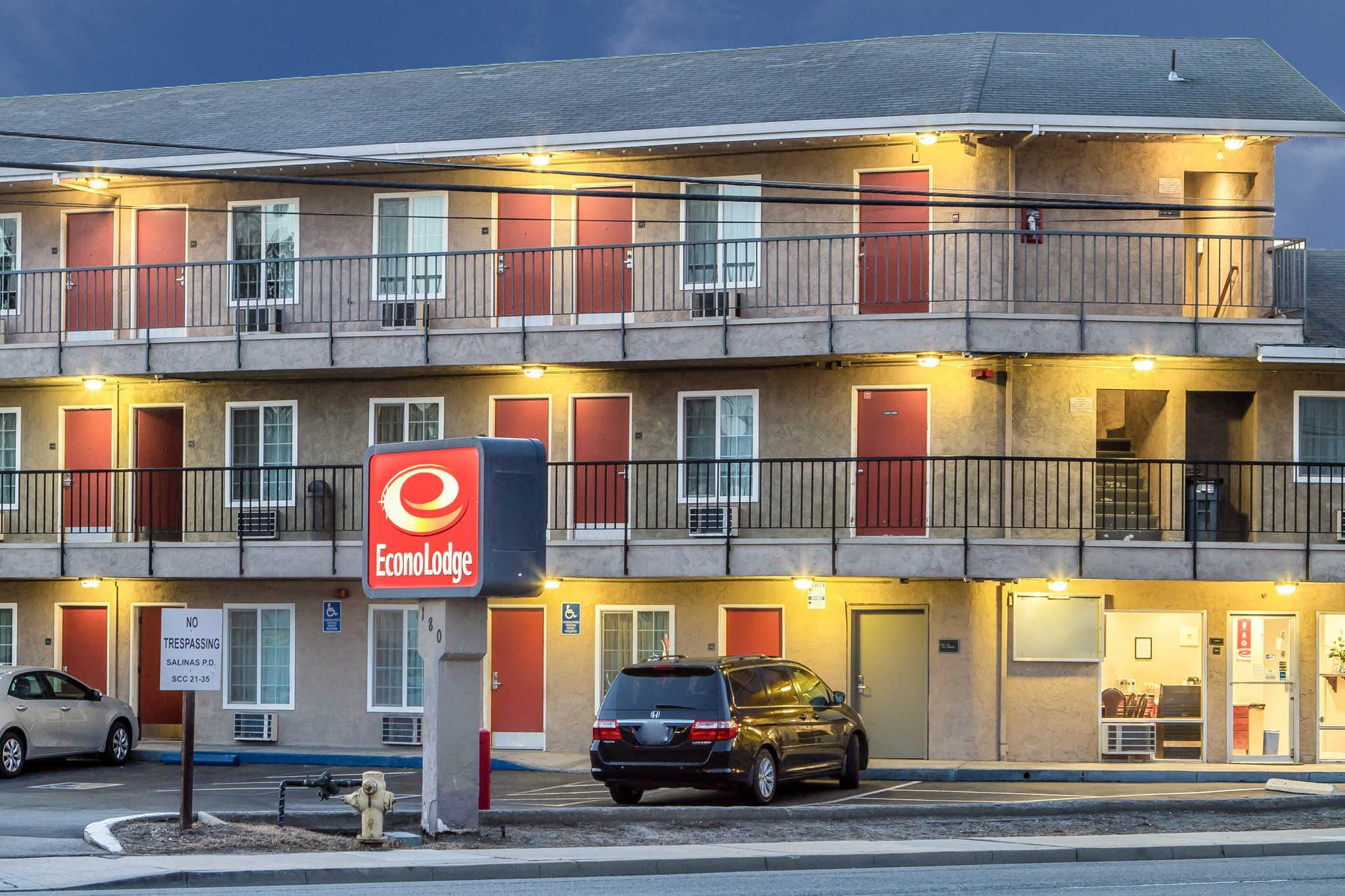 Econo Lodge Reviews