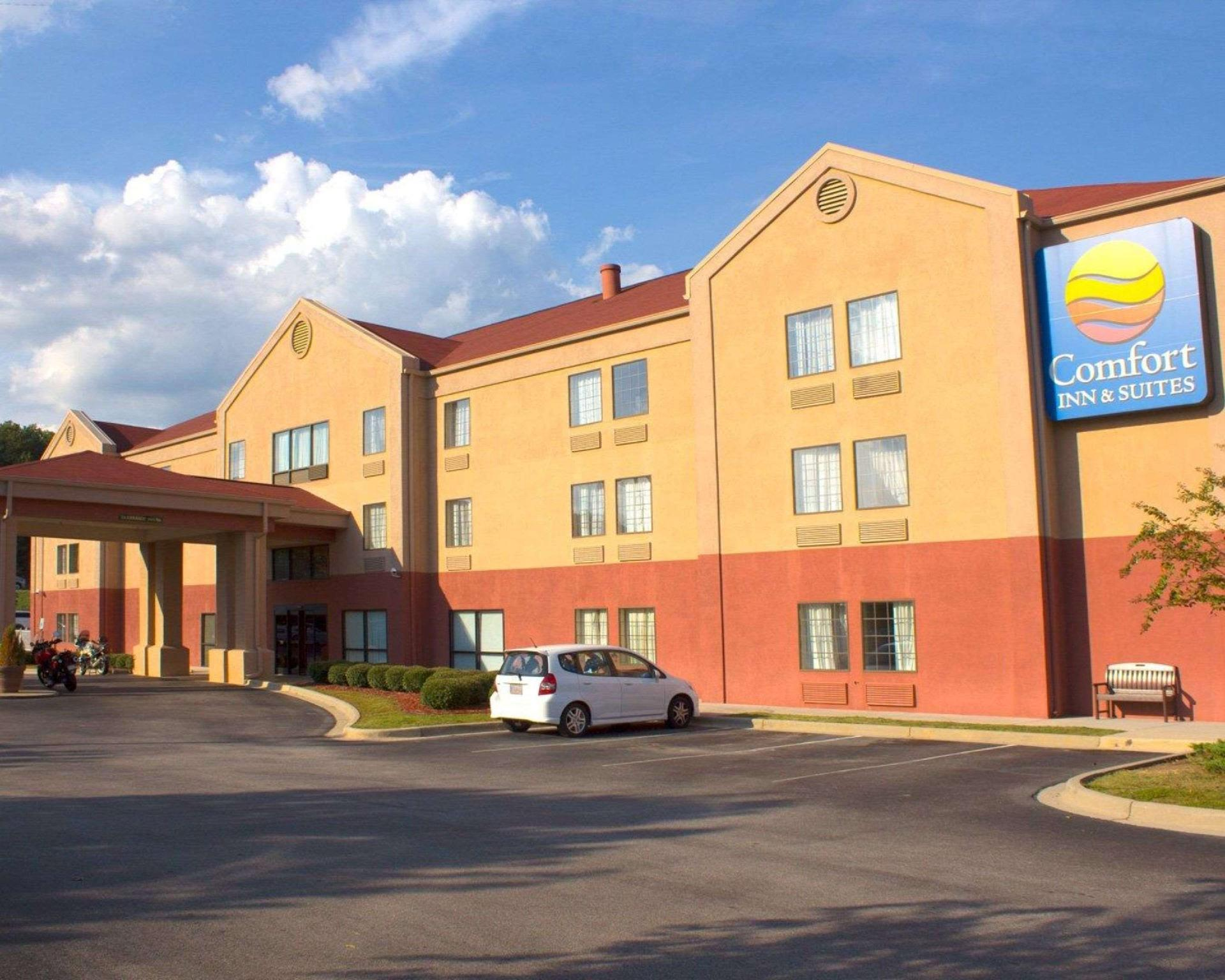Comfort Inn And Suites Trussville I 59 Exit 141