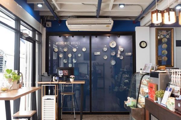 Songwad Hostel And Cafe Bangkok