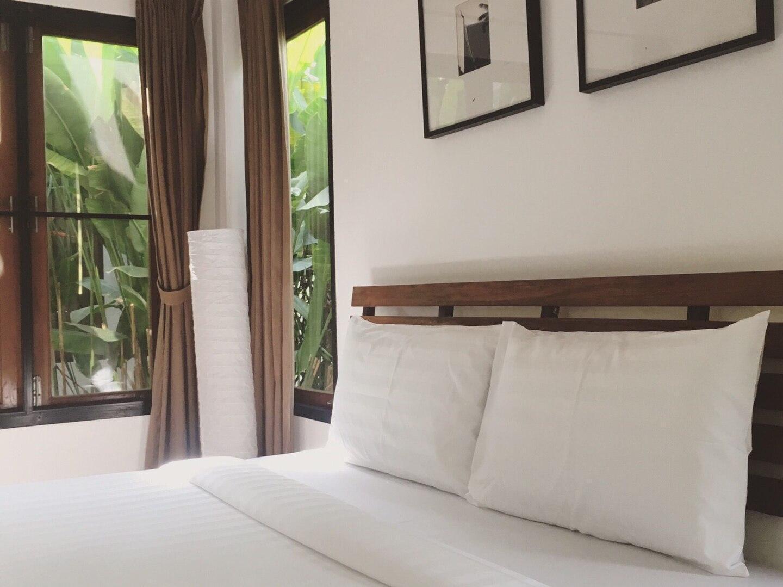 2-Bedroom Tropical Living @Koh Samui บังกะโล 2 ห้องนอน 1 ห้องน้ำส่วนตัว ขนาด 30 ตร.ม. – หาดบ่อผุด