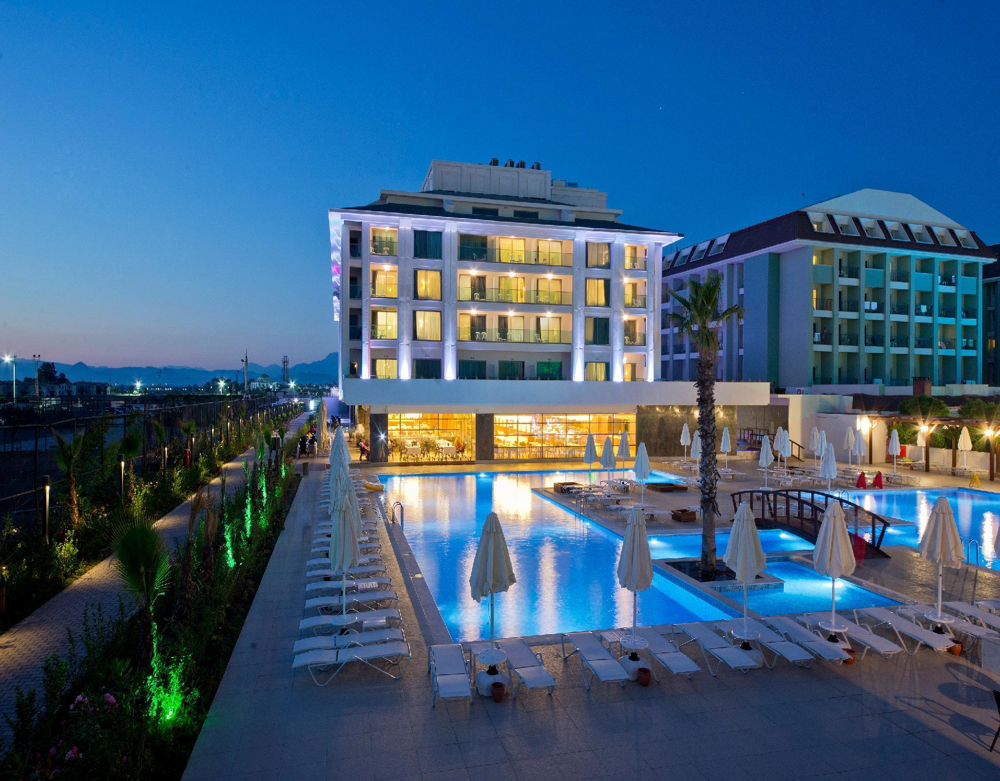 DAYandNIGHT Connected Club Life Belek