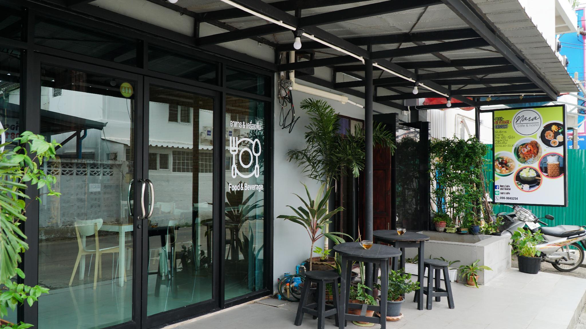 Nara Cafe And Hostel Don Mueang
