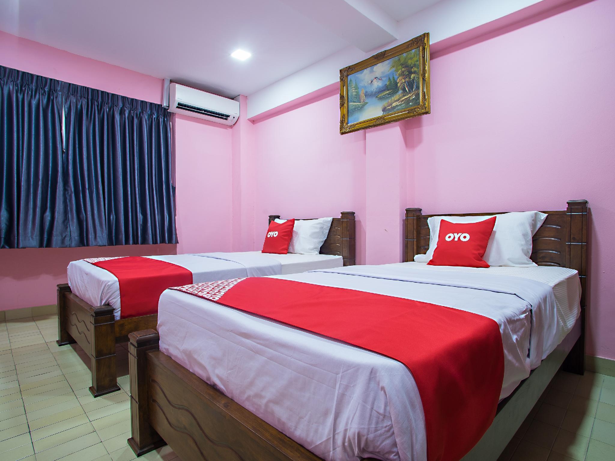 OYO 44015 MK Inn Hotel