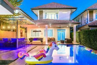 4BD Pool Villa Pattaya - Exquisite Pool Villa A วิลลา 4 ห้องนอน 4 ห้องน้ำส่วนตัว ขนาด 50 ตร.ม. – พัทยาใต้