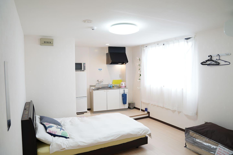 Metro Hotel Hanazonocho 502 C B25 005