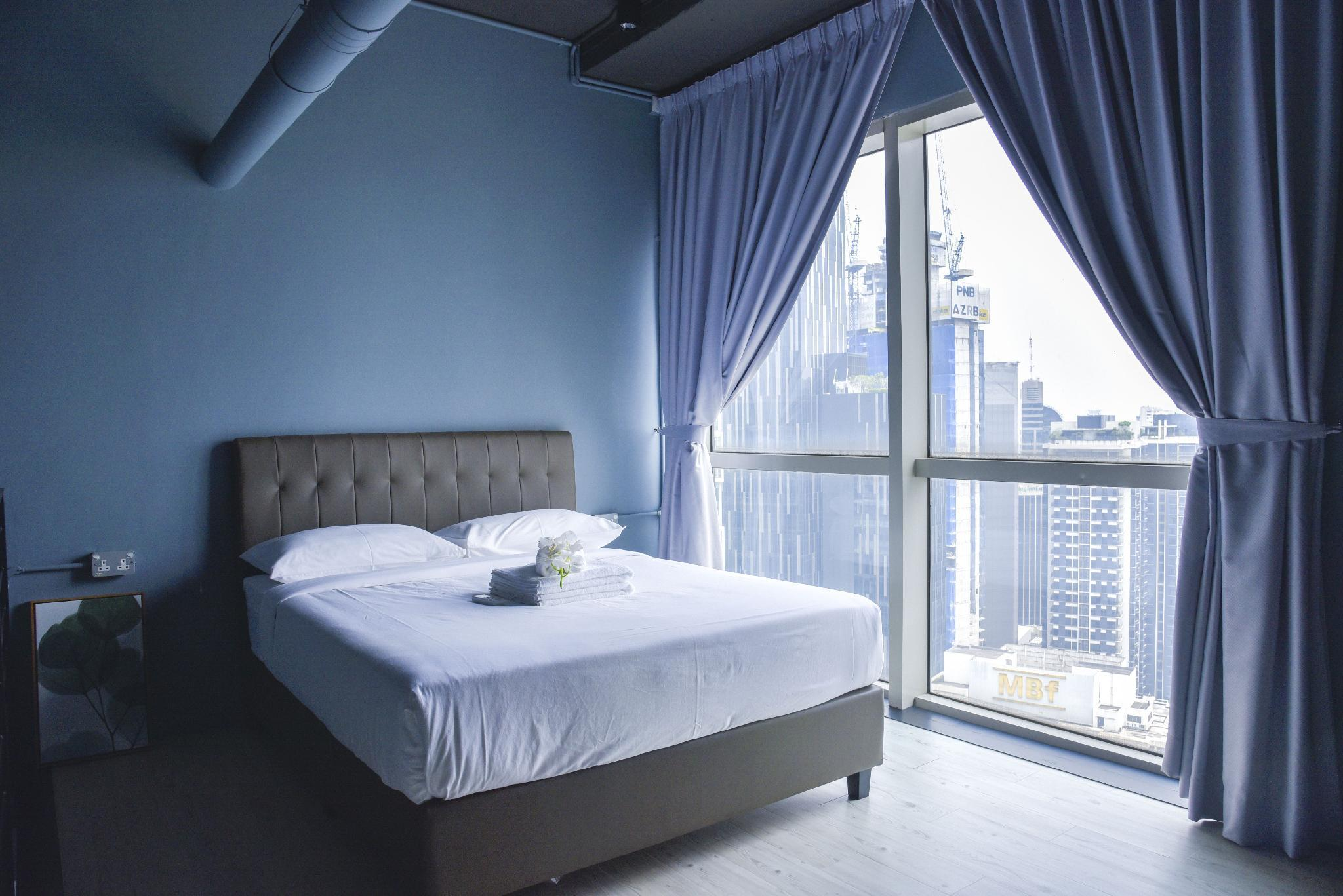 Exclusive Loft KL Tower View  & Infinity PoolA20