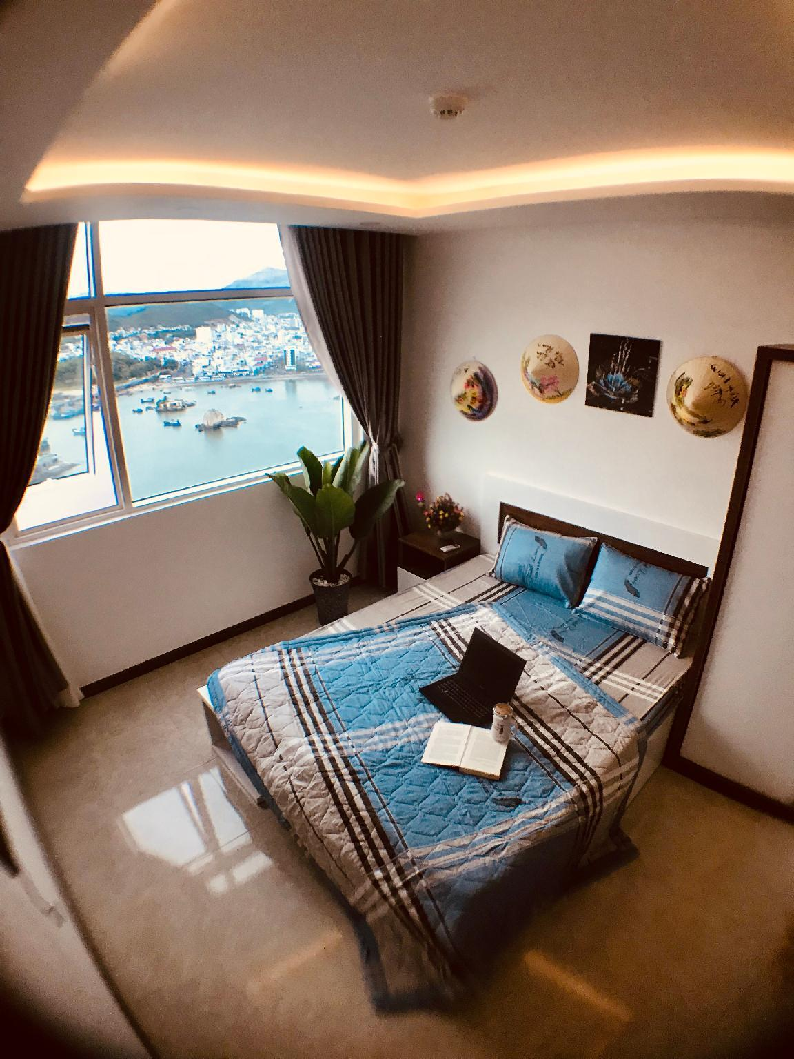 Muong Thanh Apartment With Sea View
