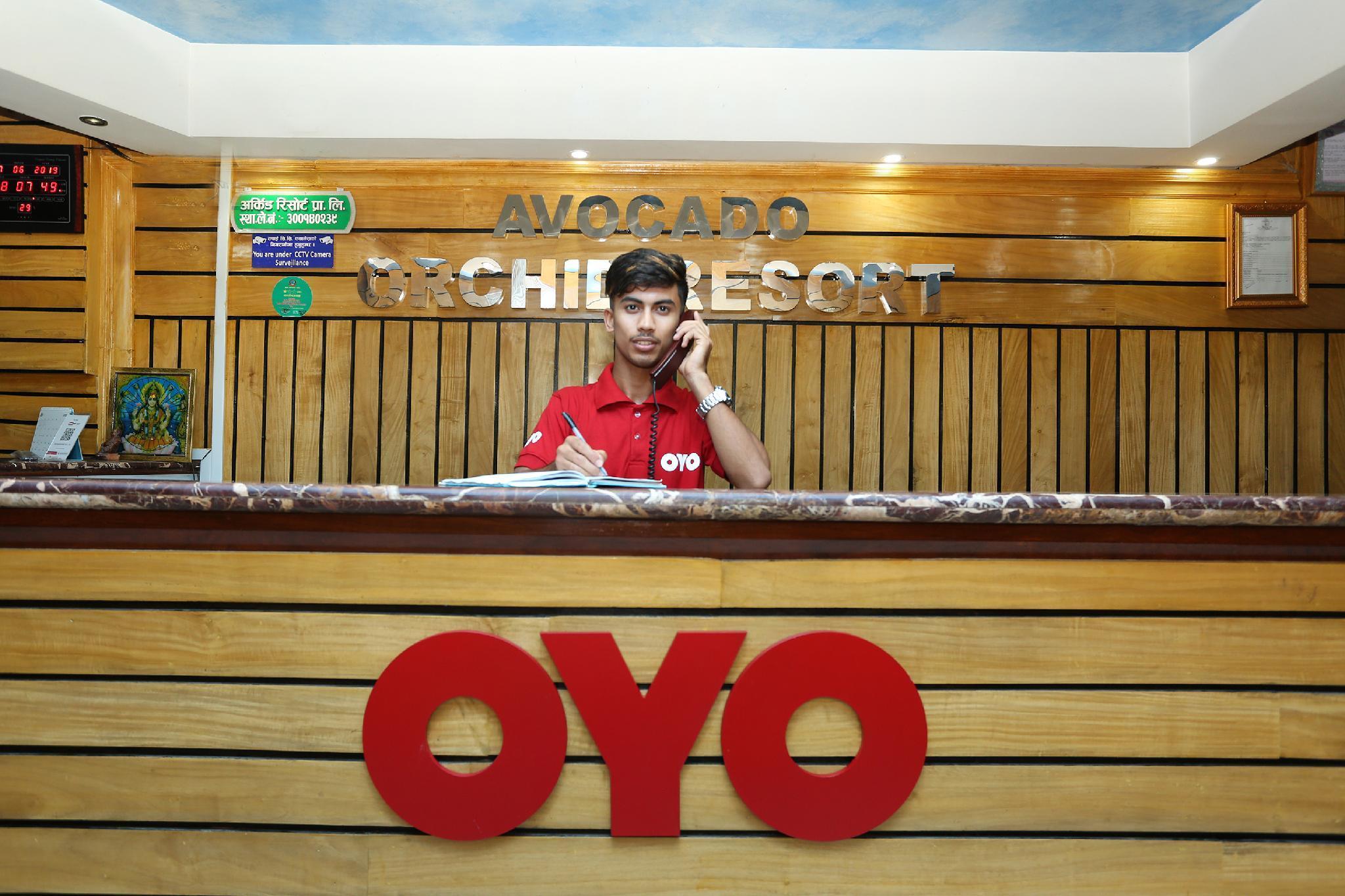 OYO 502 Avocado Orchid Resort