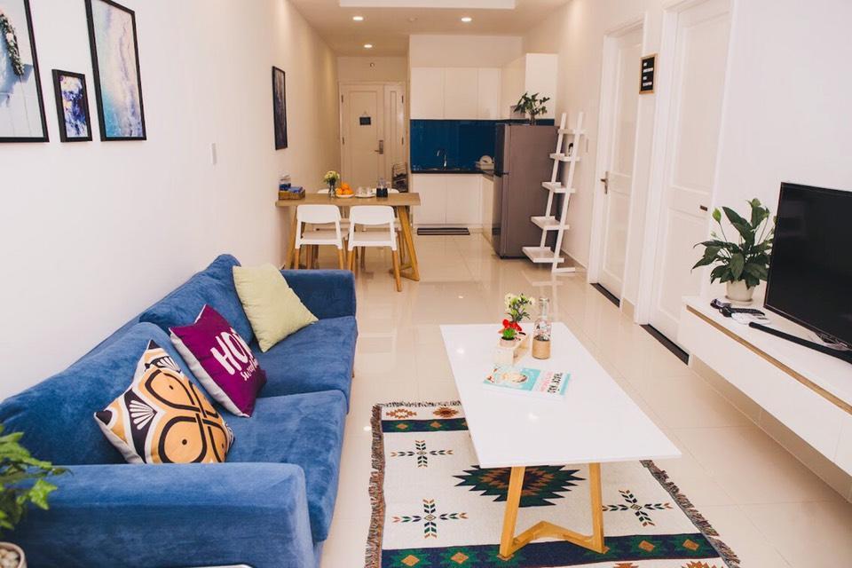 A5 Apartment Melody Vung Tau Close To Back Beach