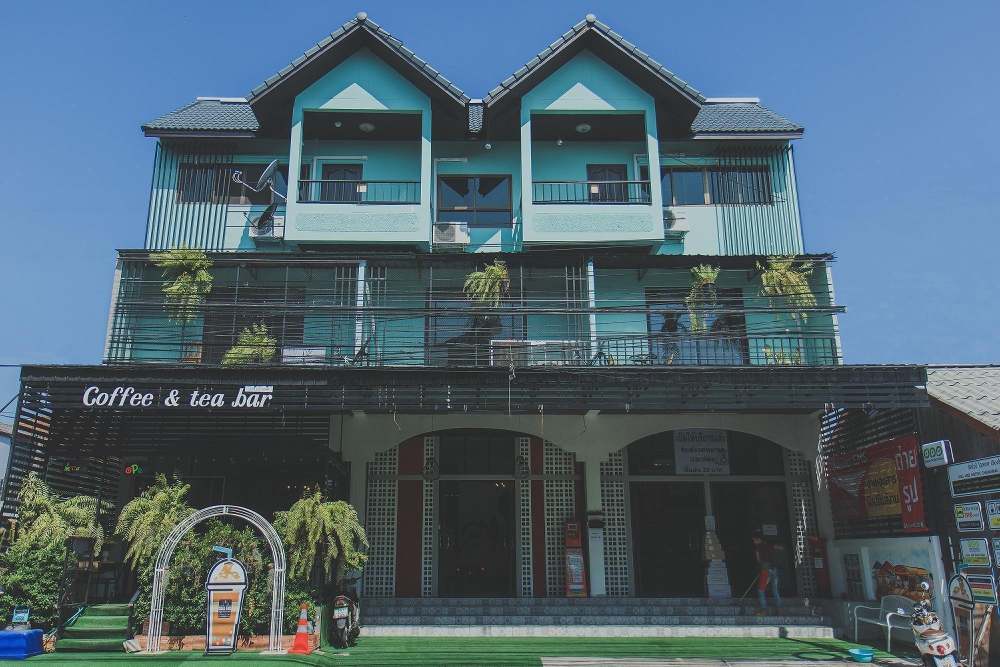 Chill Vibe Hostel Chiang Mai