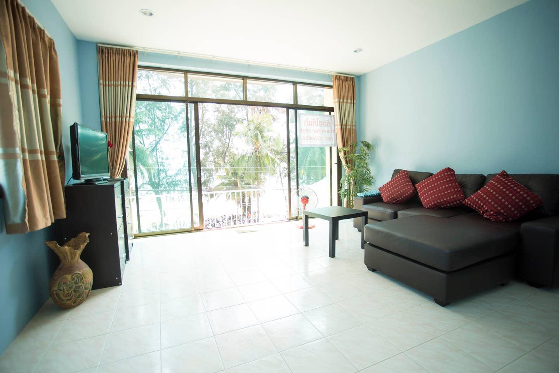 Beach Apartment Hat Mae Ramphueng 4 อพาร์ตเมนต์ 1 ห้องนอน 1 ห้องน้ำส่วนตัว ขนาด 30 ตร.ม. – หาดระยอง