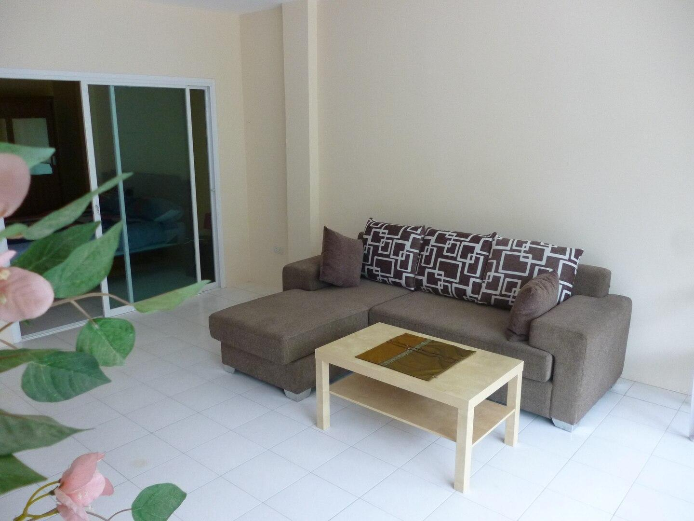 Beach Apartment Hat Mae Ramphueng 2 อพาร์ตเมนต์ 1 ห้องนอน 1 ห้องน้ำส่วนตัว ขนาด 49 ตร.ม. – หาดระยอง