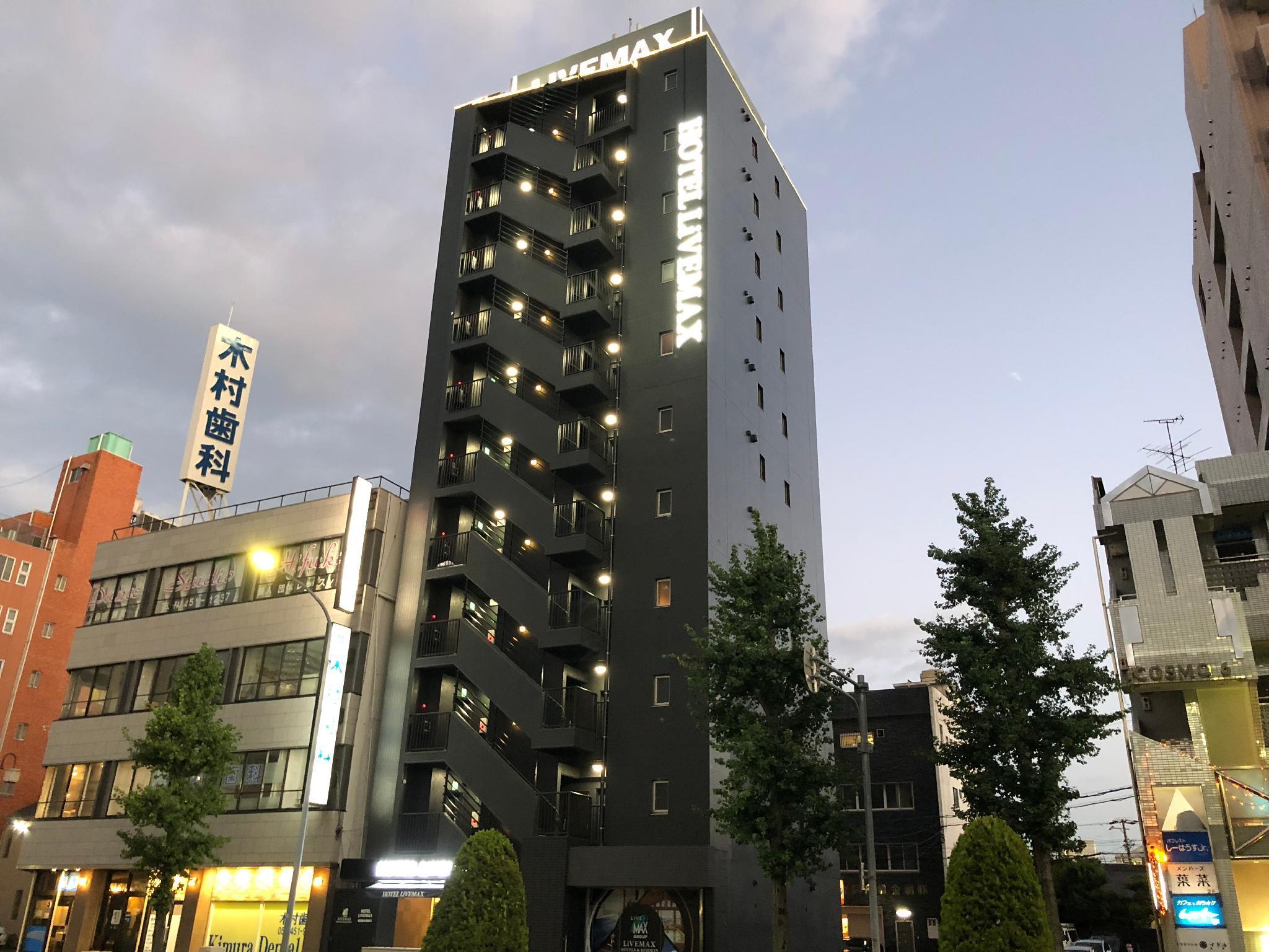 Hotel Livemax Nagoya Taikodoriguchi