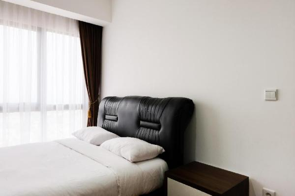 1BR Apartment at M-Town Residence By Travelio Tangerang