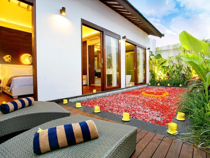 Asuri Bali Villas Kuta