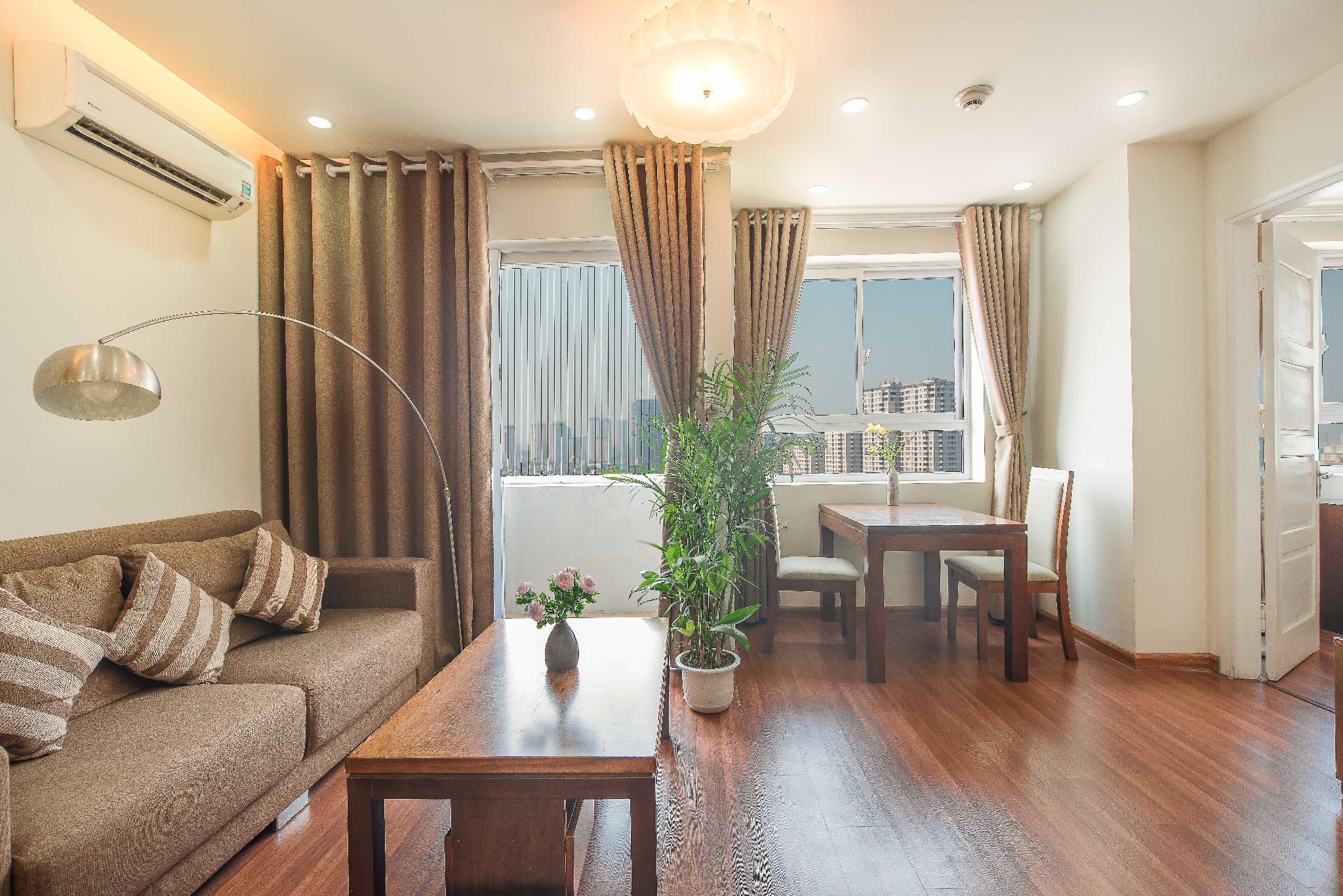Luxury 1BR Apt Near Lotte Center Ba Dinh Cau Giay