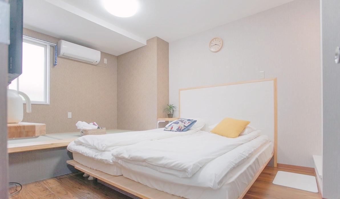 KAIKE Akabane Easy Access To Airport Family Room 1