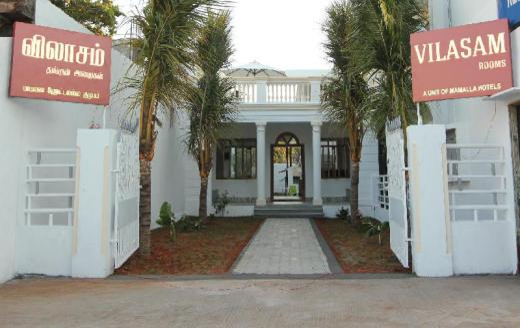 Hotel Vilasam - Mahabalipuram