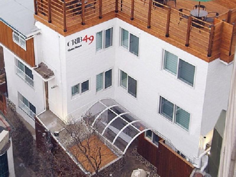 Crib 49 Guesthouse Seoul