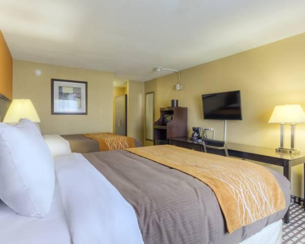 Review Quality Inn & Suites