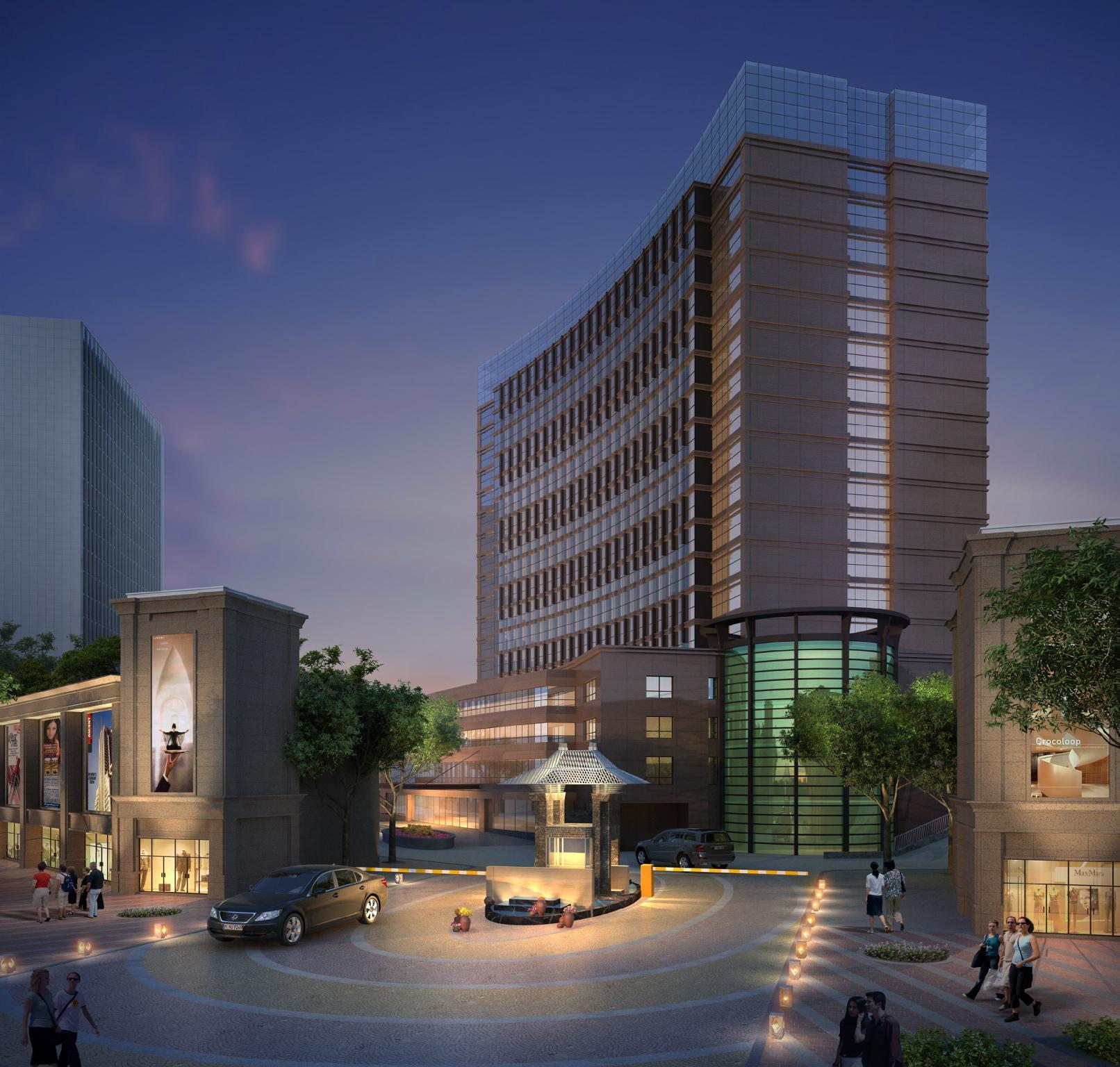 Hongshan International Hotel Limited