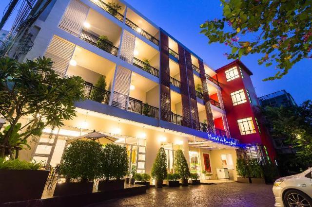 โรงแรมเดอ บางกอก – Hotel De Bangkok