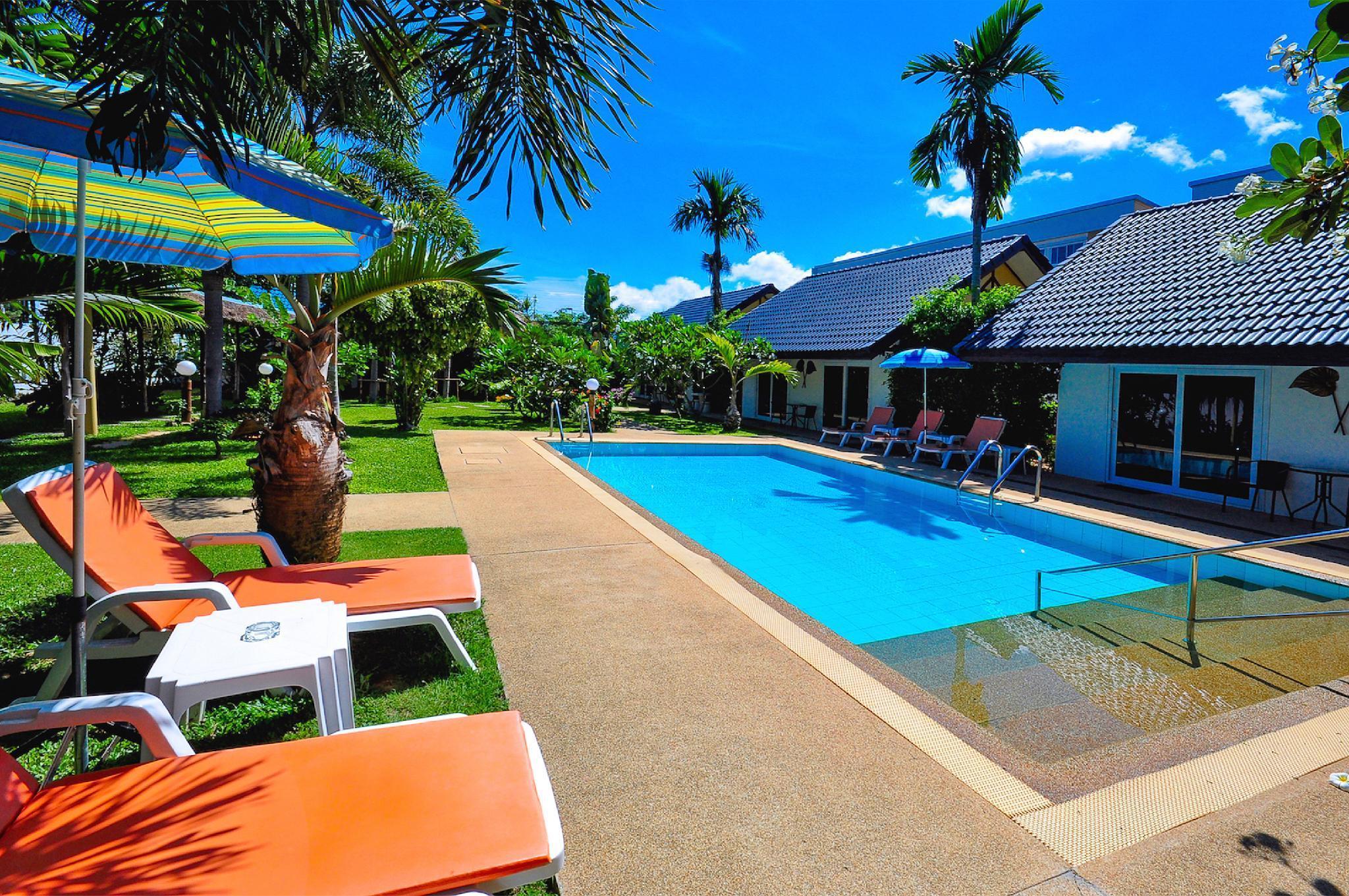 Phuket Airport Hotel โรงแรมภูเก็ต แอร์พอร์ต
