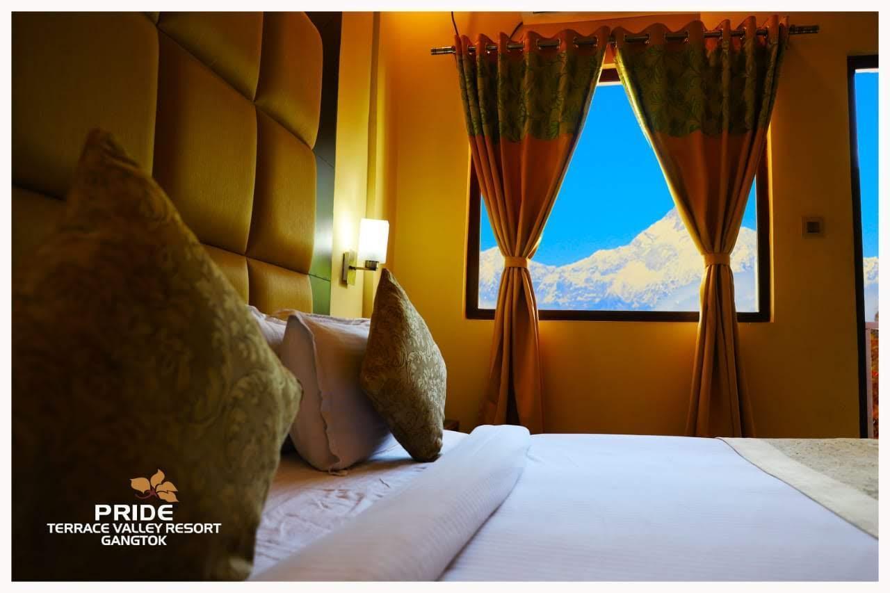 The Pride Terrace Valley Resort Gangtok