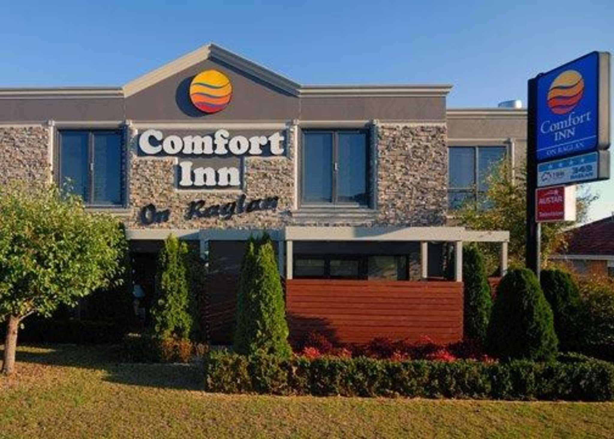 Comfort Inn On Raglan Reviews