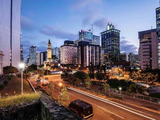Mercure Brisbane King George Square Hotel