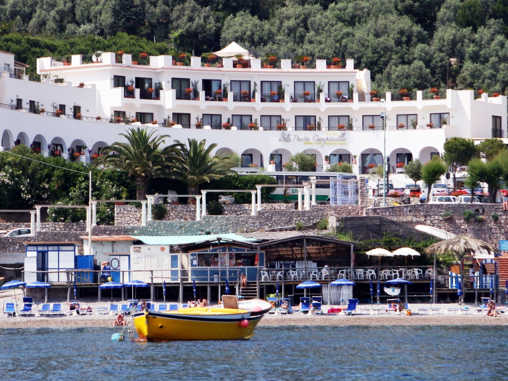 Punta Campanella Resort And Spa