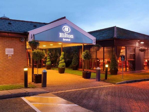 DoubleTree by Hilton Hotel Bristol North Bristol