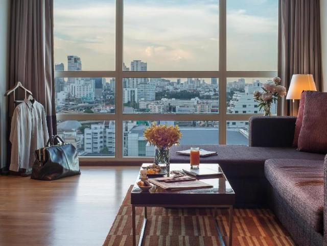 โรงแรมพูลแมน คิงเพาเวอร์ กรุงเทพ – Pullman Bangkok King Power Hotel