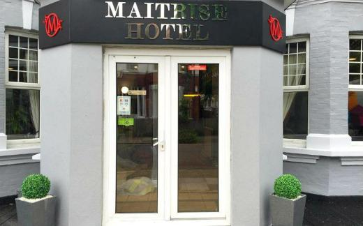 Maitrise Hotel Wembley London