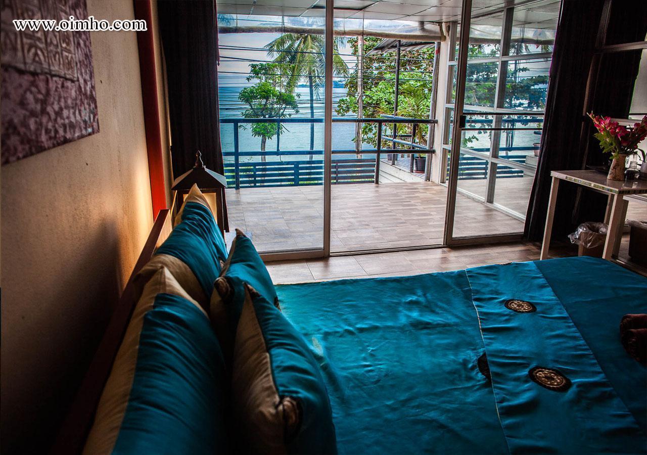 Beach house  ocean view2 bed room 1 Kitchen2toilet อพาร์ตเมนต์ 1 ห้องนอน 0 ห้องน้ำส่วนตัว ขนาด 48 ตร.ม. – หาดบ่อผุด