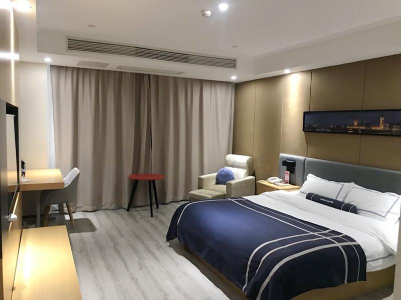 Lano Hotel Jiangsu Yancheng Xiangshui Town Huadu Nightclub City