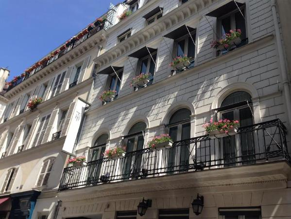 Hotel Des Tuileries Paris