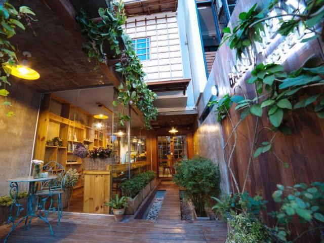 บ้านเมฆ โฮสเทล – Baanmek Hostel