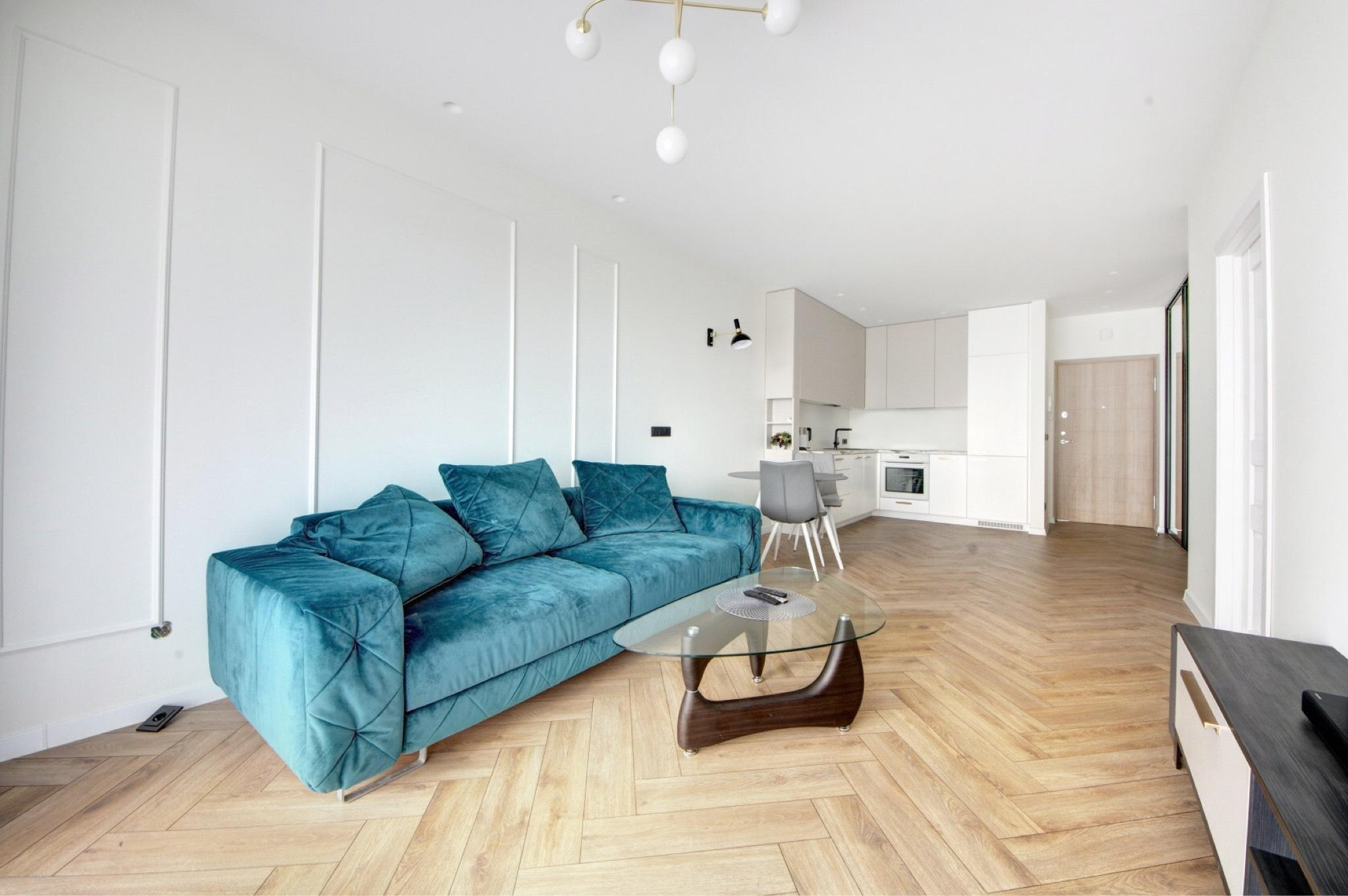 Brand New Centrally Located Apartment