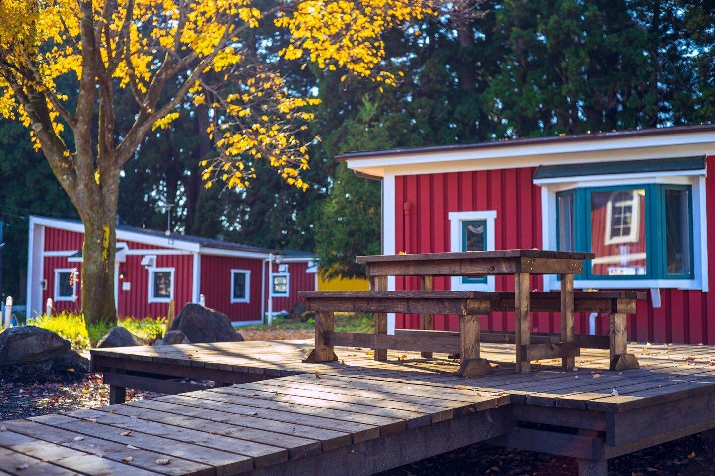 NEW OPEN Sweden Village No.7 B28 007