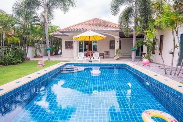 Sun Pool villa house huahin Hua Hin
