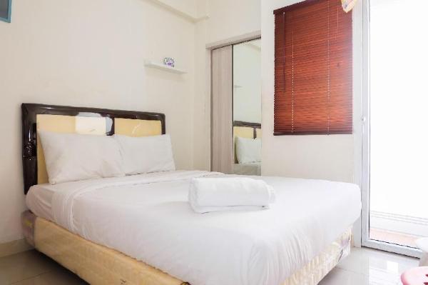Cozy Studio Apartment Green Pramuka By Travelio Jakarta