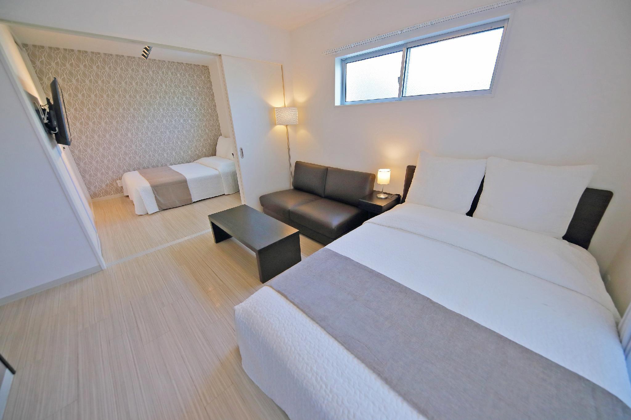 Grandouce Nishinakajima Liver Side Apartment 201