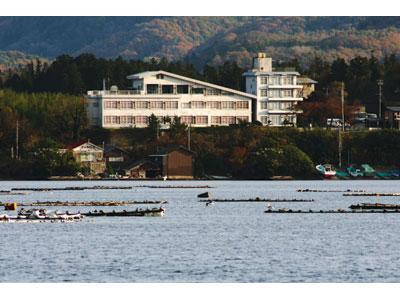Sado Green Hotel Kiraku