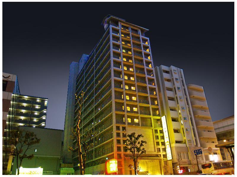 Yumoto Hananoi Super Hotel Osaka And Natural Hot Springs