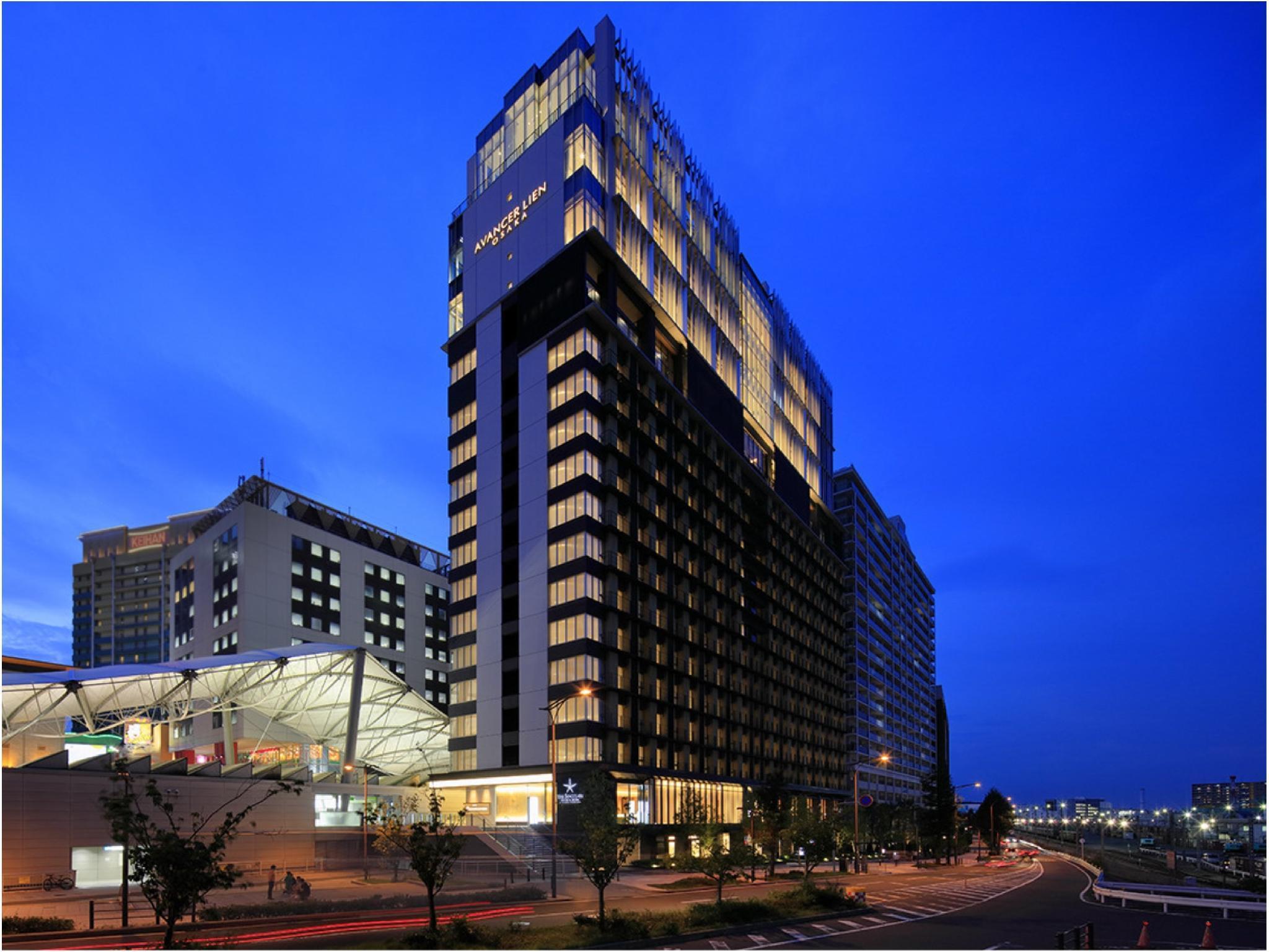 The Singulari Hotel And Skyspa At Universal Studios Japan